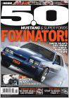 5.0 Mustang & Super Fords Magazin